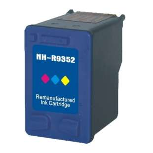 Remanufactured HP C9352AN (HP 22 ink) high quality inkjet cartridge - color cartridge