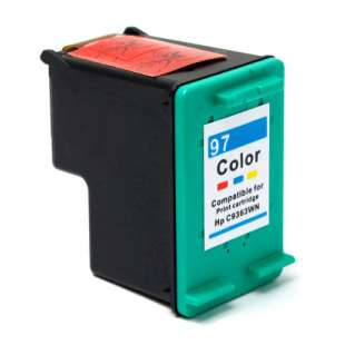 Remanufactured HP C9363 (HP 97 ink) high quality inkjet cartridge - color cartridge