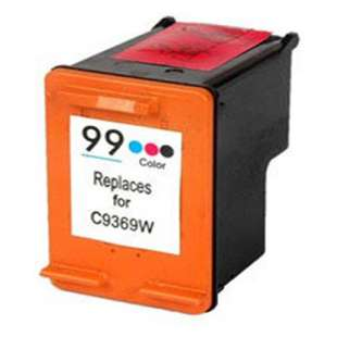Remanufactured HP C9369 (HP 99 ink) high quality inkjet cartridge - photo