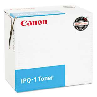 Genuine Brand Canon 0398B003AA (IPQ-1) toner cartridge - cyan