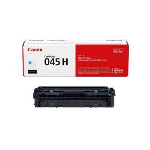 Original Canon 1245C001 (045H) toner cartridge - high capacity cyan