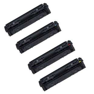 Compatible Canon 046H toner cartridges - 4-pack
