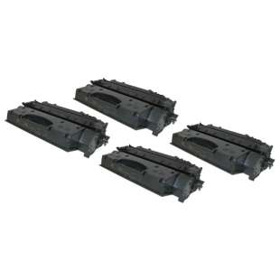 Compatible for Canon 119 II toner cartridges - 4-pack