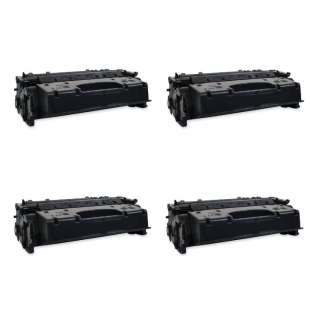 Compatible for Canon 120 toner cartridges - black cartridge - 4-pack