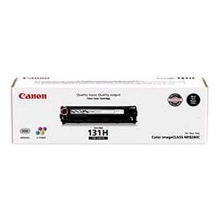 Genuine Brand Canon 6273B001AA (131 II) toner cartridge - high capacity black
