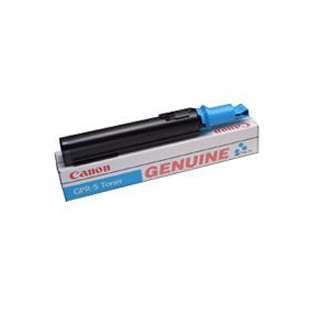Genuine Brand Canon GPR-5 toner cartridge - cyan