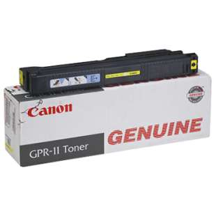 Genuine Brand Canon 7626A001AA (GPR-11) toner cartridge - yellow