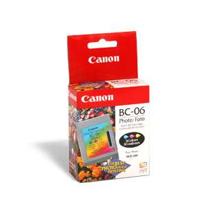 Genuine Brand Canon BC-06 high quality inkjet cartridge - photo