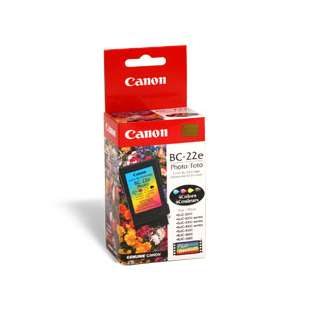 Genuine Brand Canon BC-22e high quality inkjet cartridge - photo