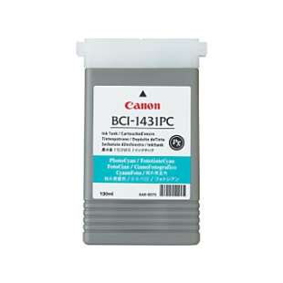 Genuine Brand Canon BCI-1431PC-PG high quality inkjet cartridge - photo cyan