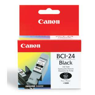 Genuine Brand Canon BCI-24Bk high quality inkjet cartridge - black cartridge