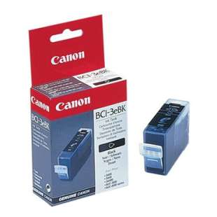 Genuine Brand Canon BCI-3eBk high quality inkjet cartridge - black cartridge