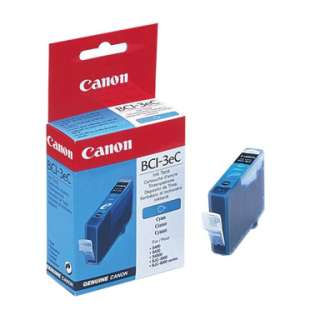 Genuine Brand Canon BCI-3eC high quality inkjet cartridge - cyan
