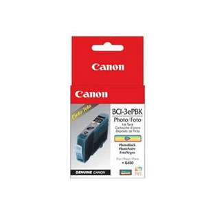 Genuine Brand Canon BCI-3ePBk high quality inkjet cartridge - photo black
