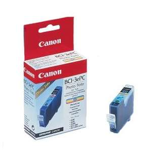 Genuine Brand Canon BCI-3ePC high quality inkjet cartridge - light cyan