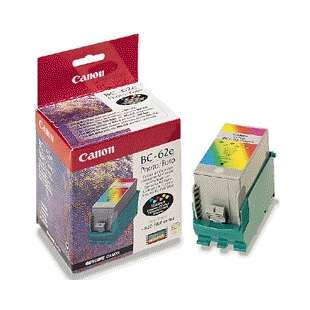 Genuine Brand Canon BCI-62 high quality inkjet cartridge - color cartridge