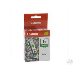 Genuine Brand Canon BCI-6G high quality inkjet cartridge - green