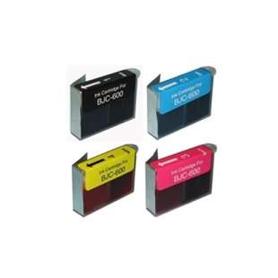 Compatible high quality inkjet cartridges Multipack for Canon BJI-201 - 4 pack