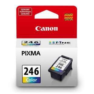 Genuine Brand Canon CL-246 high quality inkjet cartridge - color cartridge