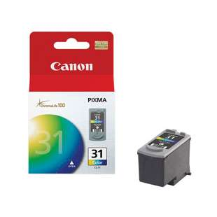 Genuine Brand Canon CL-31 high quality inkjet cartridge - color cartridge