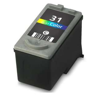 Remanufactured Canon CL-31 high quality inkjet cartridge - color cartridge