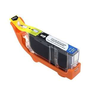 Compatible ink cartridge guaranteed to replace Canon CLI-221Bk - black cartridge