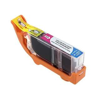 Compatible ink cartridge guaranteed to replace Canon CLI-221M - magenta