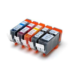 Compatible high quality inkjet cartridges Multipack for Canon CLI-221 / PGI-220 - 5 pack
