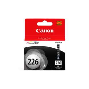Genuine Brand Canon CLI-226Bk high quality inkjet cartridge - black cartridge
