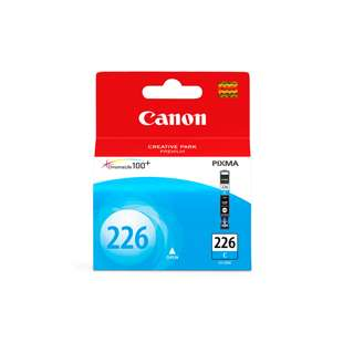 Genuine Brand Canon CLI-226C high quality inkjet cartridge - cyan