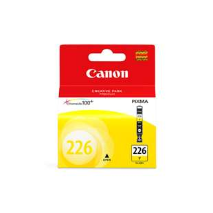 Genuine Brand Canon CLI-226Y high quality inkjet cartridge - yellow