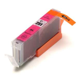 Compatible ink cartridge guaranteed to replace Canon CLI-251M XL - magenta