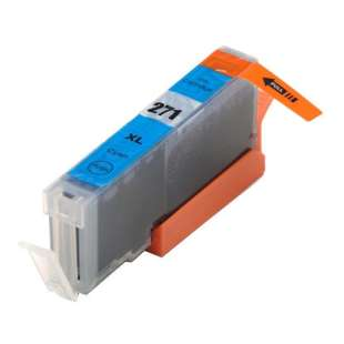 Compatible ink cartridge guaranteed to replace Canon CLI-271C XL - cyan