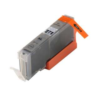 Compatible ink cartridge guaranteed to replace Canon CLI-271GY XL - gray