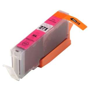 Compatible ink cartridge guaranteed to replace Canon CLI-271M XL - magenta
