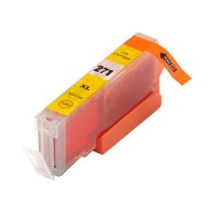 Compatible ink cartridge guaranteed to replace Canon CLI-271Y XL - yellow