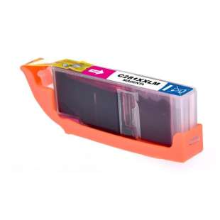Compatible inkjet cartridge for Canon CLI-281M XXL - magenta