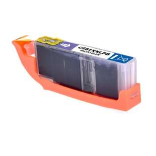 Compatible inkjet cartridge for Canon CLI-281PB XXL - photo blue