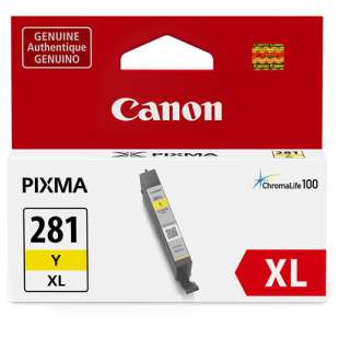 Original Canon CLI-281Y XL inkjet cartridge - yellow
