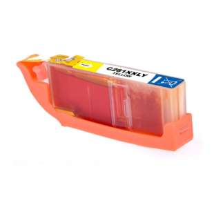 Compatible inkjet cartridge for Canon CLI-281Y XXL - yellow