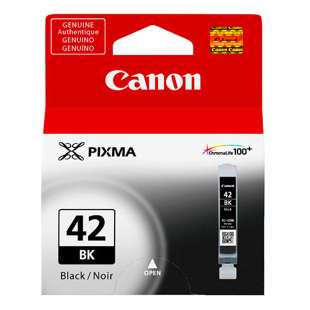 Original Canon CLI-42 inkjet cartridge - black