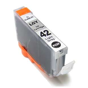 Compatible ink cartridge guaranteed to replace Canon CLI-42LGY - light gray