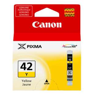 Original Canon CLI-42 inkjet cartridge - yellow