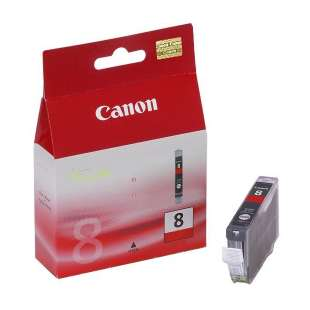 Genuine Brand Canon CLI-8R high quality inkjet cartridge - red