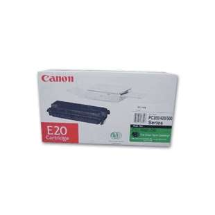 Genuine Brand Canon E20 toner cartridge - black cartridge