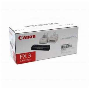 Genuine Brand Canon H11-6381-220 (FX-3) toner cartridge - black cartridge