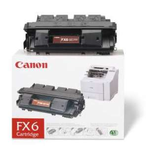 Genuine Brand Canon H11-6431-220 (FX-6) toner cartridge - black cartridge