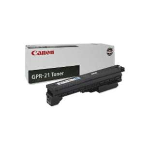 Genuine Brand Canon 0262B001AA (GPR-21) toner cartridge - black cartridge