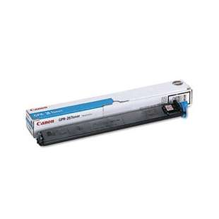 Genuine Brand Canon 2448B003AA (GPR-26) toner cartridge - cyan