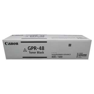 Original Canon 2788B003 (GPR-48) toner cartridge - black